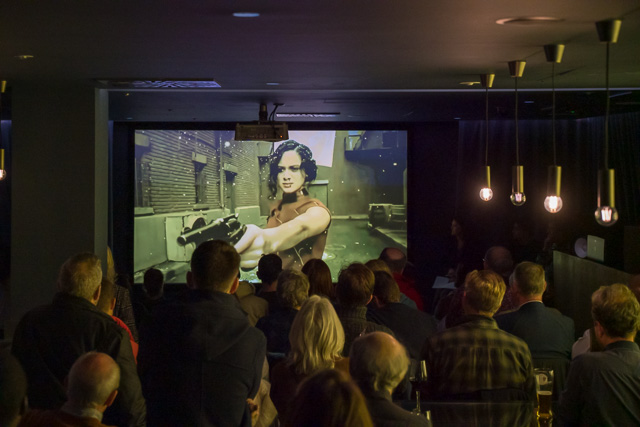 Filmmakers shooting with mobile phones inspire Oxfordshire Screentalk audience